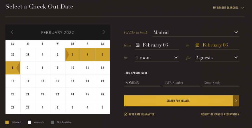 mandarin booking 880x447 - FANTASTIC DEAL: Mandarin Oriental 3rd Night Free offer
