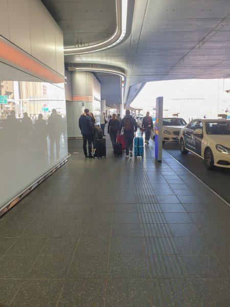 LH FCT 1 450x600 - REVIEW - Lufthansa First Class Terminal - Frankfurt (FRA)