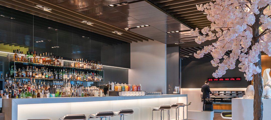 Lufthansa First Class Terminal - bar